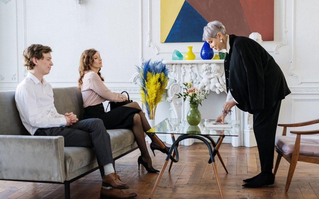 Procédures en cas de divorce